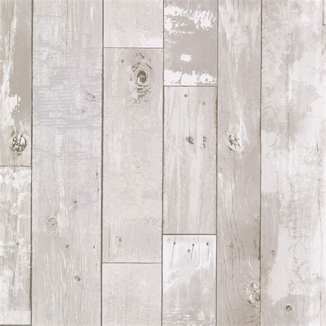 shop brewster wallcovering kitchen and bath resource iii cream vinyl wood wallpaper at lowes com