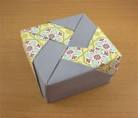 Origami Up Box - stin up origami box my cards su and others