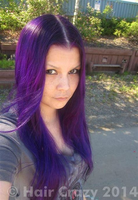 special effects hair color special effects purple hair dye haircrazy