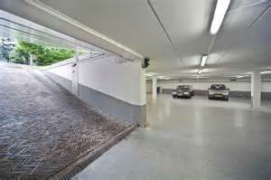 underground car garage design close garage idea