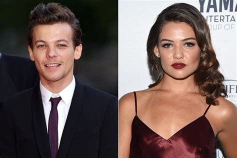 louis tomlinson dating who is louis tomlinson s rumoured new girlfriend danielle