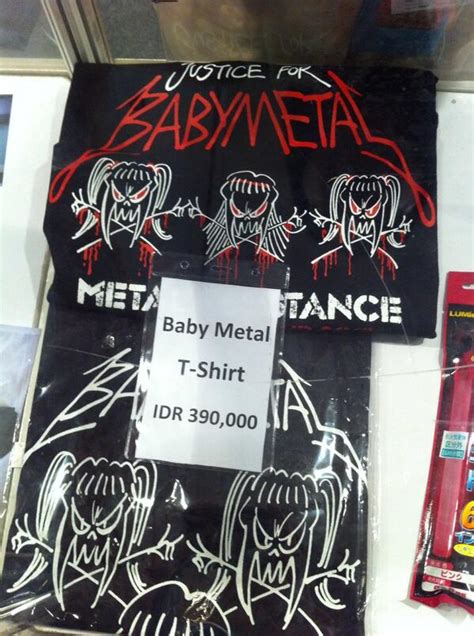 Kaos Baby Metal Bm02 babymetal on quot new t shirts of babymetal is now on sale in afa shop afaid13 http t