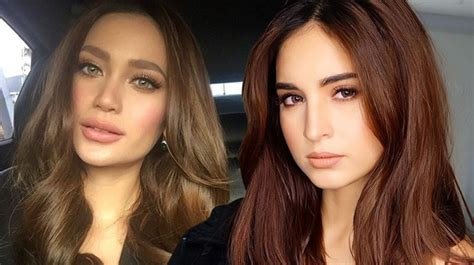 popular hair color in the philippines 10 celebrities who will inspire you to get your hair
