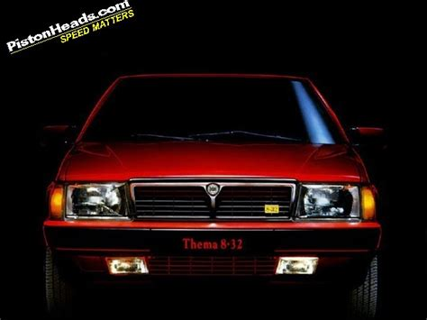 Lancia Thema 832 Lancia Thema 8 32 Ph Ad Pistonheads