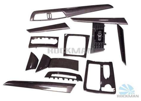 Mercedes Interior Trim Parts by Carbon Fiber Interior Trim Kits For 2008 2013