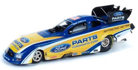 Tasca Ford Parts 2012 bob tasca iii ford parts nhra car diecast