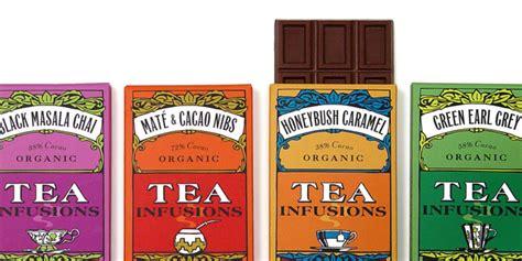 chocolate tea room the tea room chocolate the dieline packaging branding design innovation news
