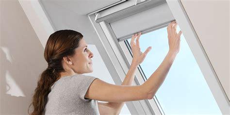 velux rollladen einbau velux dachfenster jalousien jalousetten licht und