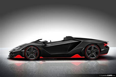 Cars That Look Like Lamborghini This Is What The Lamborghini Centenario Roadster Could