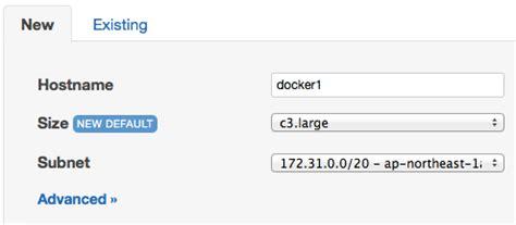 tutorial docker io docker on aws opsworksチュートリアル developers io