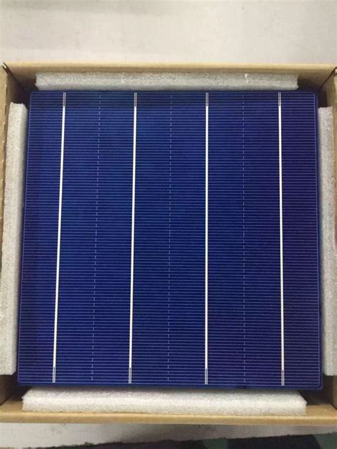 solar panels cheap aliexpress buy 10 pcs 45w 156mm efficiency photovoltaic polycrystalline silicon solar cell