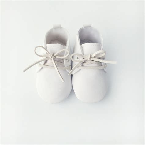 white baby sneakers white vegan baby shoes white baby shoes baby boy baptism