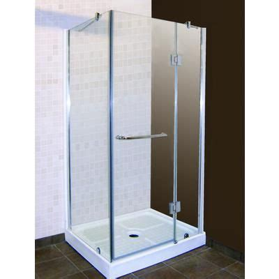 jade bath california 32 inch door return panel base