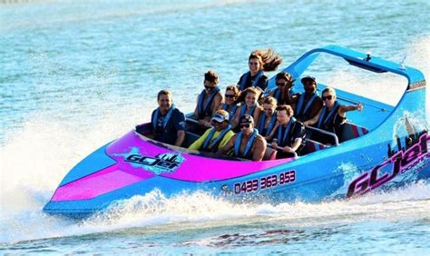 free boats gold coast gold coast jet boat ride including free sup hire