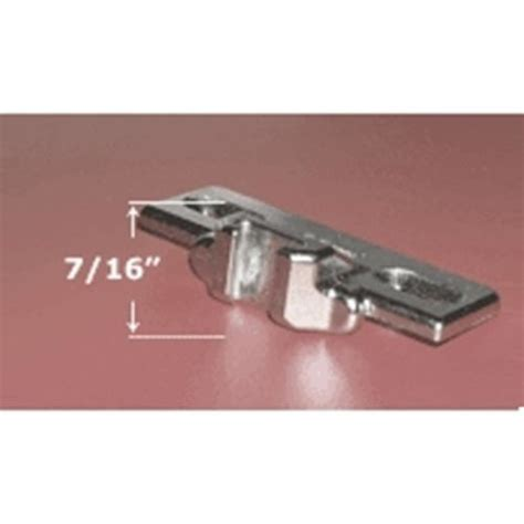blum cabinet hinge parts blum compact 33 1 quot overlay mounting plate 130 1110 02