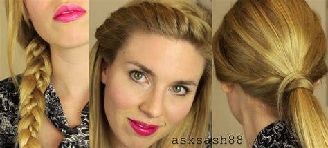 3 amazing everyday hairstyles in 3 minutes 10 easy quick everyday hairstyles in 5 minutes hairstyles