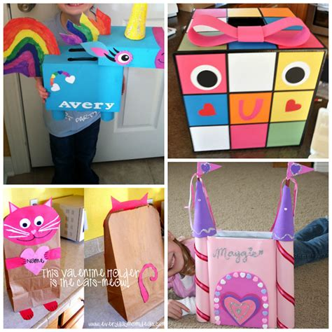 ideas for valentines day boxes for school the cutest boxes that will crafty