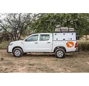 Toyota Hilux SRX DC 25TD Fwd C040  Camper South Africa