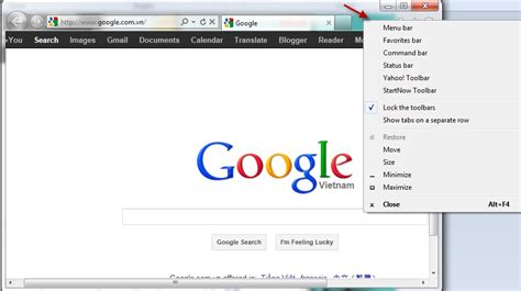 google chrome top bar google chrome top bar 28 images remove v9 com homepage v9 community toolbar