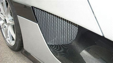 100 Koenigsegg White Carbon Fiber 322 Best