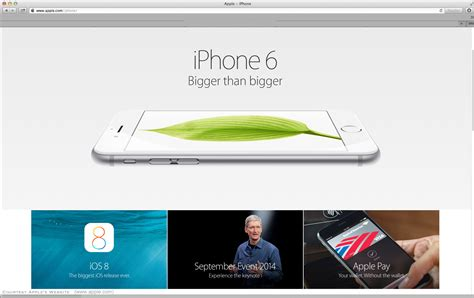 apple launches iphone 6 iphone 6 plus brains and brawn c ing it objective ly
