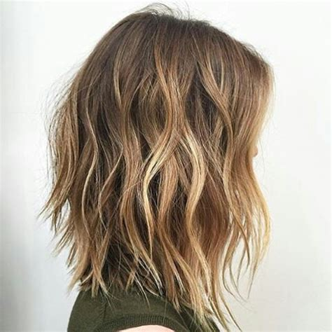 14 medium length textured crop texture lob hair appointment cut pinterest textured