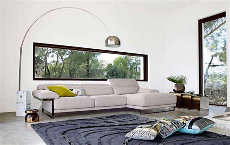 living room inspiration  modern sofas  roche bobois part