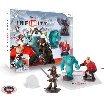 wii u disney infinity 2 player disney infinity starter pack wii nintendo wii