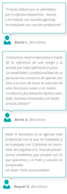 empleadas domsticas consejos para su seleccin maid in barcelona abuelos cuidadores de ni 241 os maid in barcelona