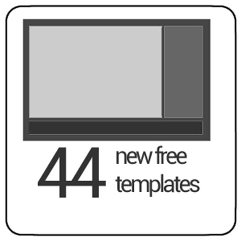 Mediasignage Adds 44 New Free Templates The Mediasignage Blog Digital Signage Template Free
