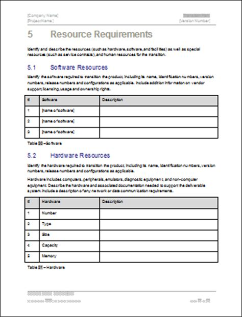 transition plan template free forms logs and checklists