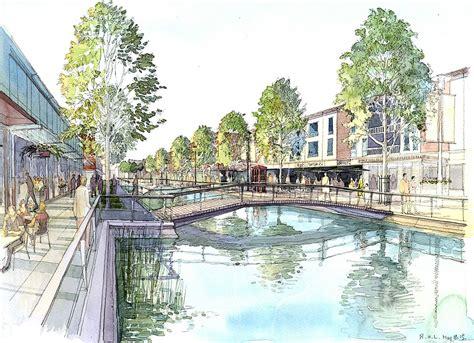 westchase long range master plan powers brown architecture