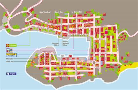 st barths map tag cloud