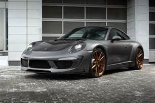 4s Porsche Porsche 4s Stinger By Topcar Gtspirit