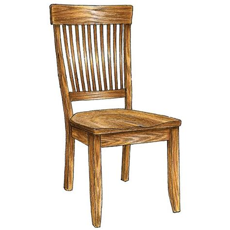 mission dining chairs hearthside mission dining chair amish crafted furniture