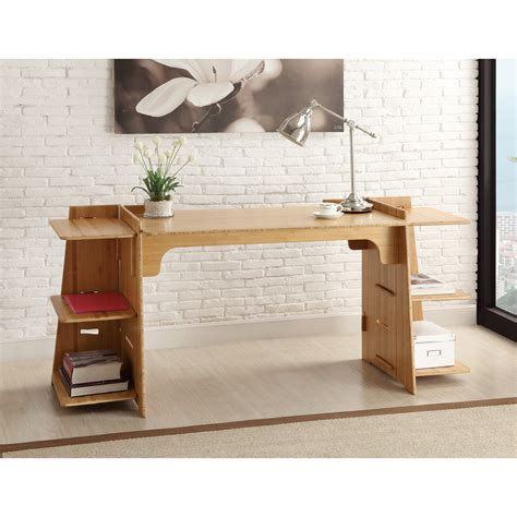 architecture designs large modern desk interior