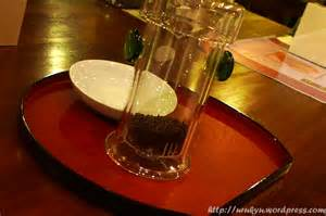 Teh Hijau 1 Dus citron pu erh tea cupping my journal my