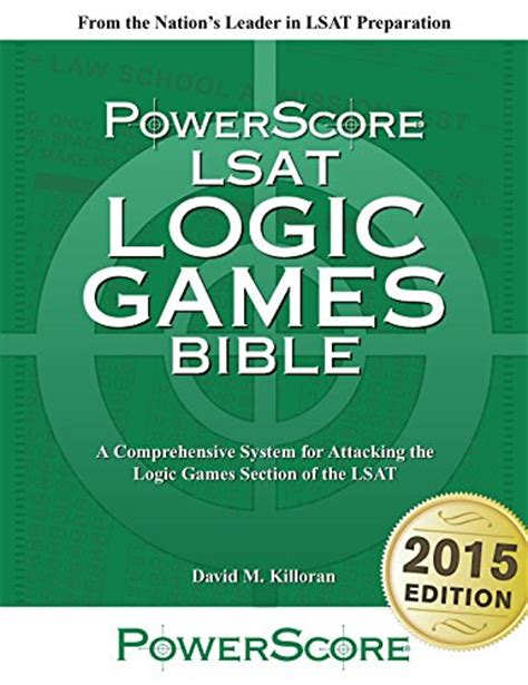 the powerscore lsat logical reasoning bible books the powerscore lsat logical reasoning bible