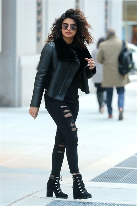 priyanka chopra fashion video priyanka chopra fashion style out in new york city 02 14