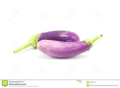 brinjal color eggplant stock photo image 63403314