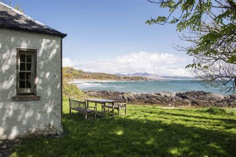 holiday at shore cottage saddell kintyre argyll and