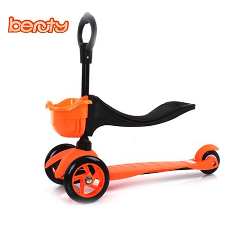 Baby Scoot 1 outdoor sports 3 in 1 mini micro scooter micro