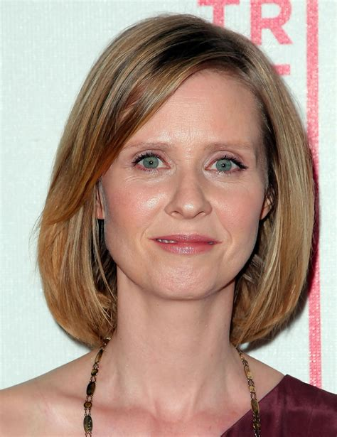 cynthia nixon hairstyles celebrity hairstyles sophisticated allure or cynthia nixon who looks best in the bob hairstyle