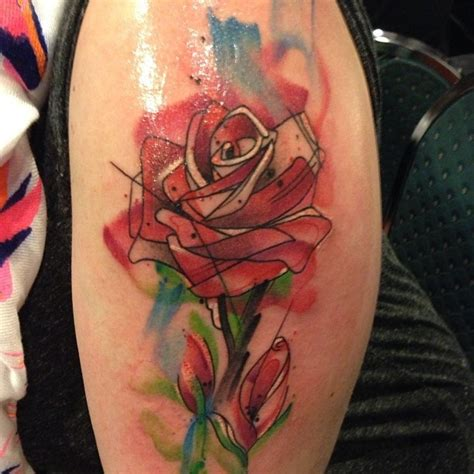 watercolor tattoo victoria watercolor tats