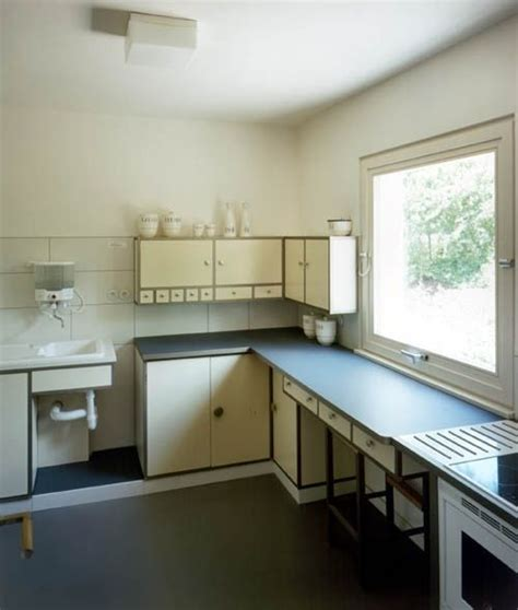 bauhaus kitchen design bauhaus kitchen haus am horn weimar the haus am horn