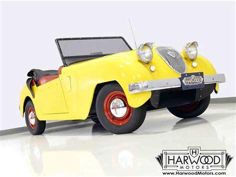 crosley car 1952 crosley sports for sale classiccars com cc