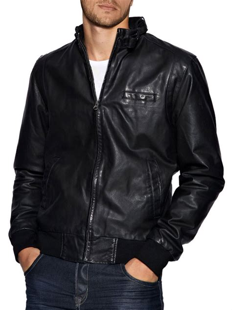 Leather Bomber Jacket leather bomber jacket jackets