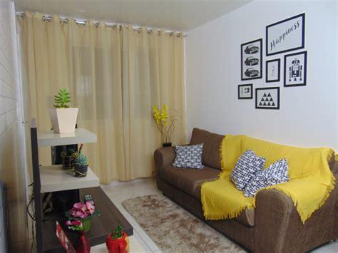 decorar sala pequena simples ally arruda moda beleza casa decora 231 227 o comportamento