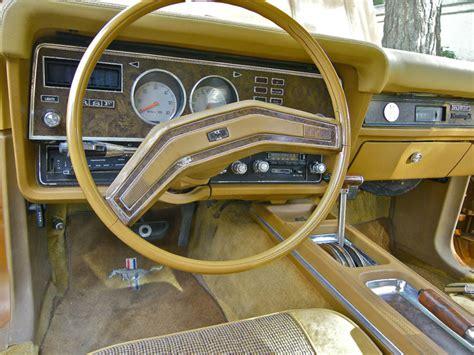 Mustang Ii Interior by Medium Chestnut Orange 1975 Ford Mustang Ii 50th