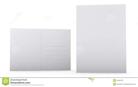 postcard template front and back postcard template stock illustration illustration of